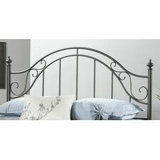 <strong>Hillsdale Furniture</strong> Clayton Metal Headboard