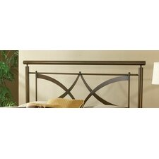Marquette Metal Headboard