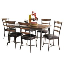 <strong>Hillsdale Furniture</strong> Cameron 7 Piece Dining Set
