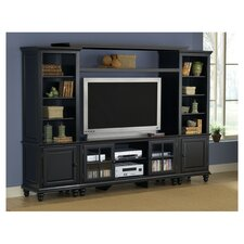 "Grand Bay 109"" Entertainment Center"