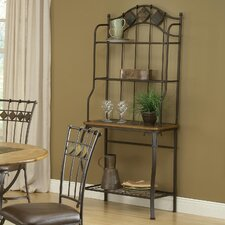 <strong>Hillsdale Furniture</strong> Lakeview Baker's Rack