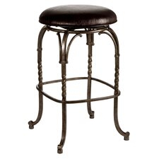 "Keene 26"" Swivel Bar Stool"