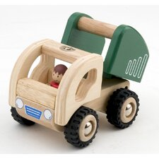 Mini Dumper Wooden Vehicle Truck