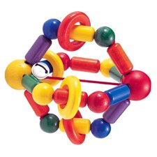 <strong>Wonderworld</strong> Twist 'N' Roll Beaded Squeeze Toy