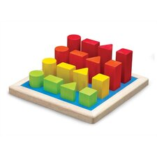 Geo Shape Sorter Activity Toy