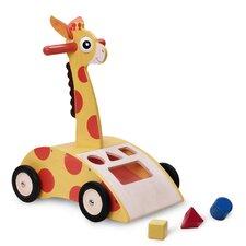 Giraffe Walker 'n Shape Sorter
