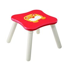 Lion Kid's Stool