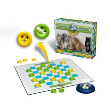 Checkers Cat Lovers Edition