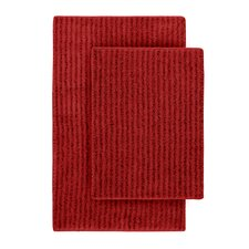 <strong>Garland Rug</strong> Sheridan Bath Rug (Set of 2)