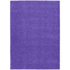 Magic Odor Eliminating Purple Vogue Shazaam Rug