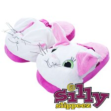 <strong>Silly Slippeez</strong> Princess Kitty Glow Slippeez