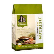 Chicken and Vegetable Dry Dog Food