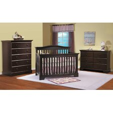 Volterra 4-in-1 Convertible Crib Set