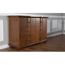 <strong>PALI</strong> Onda Double 6 Drawer Dresser