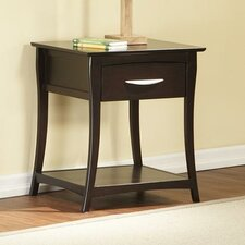 Trieste 1 Drawer Nightstand