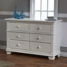 <strong>PALI</strong> Torino Double 6 Drawer Dresser