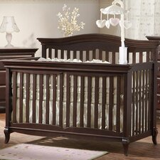 Mantova Forever 4-in-1 Convertible Crib