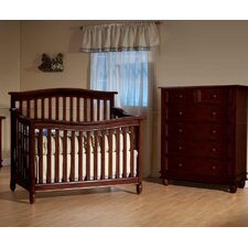 <strong>PALI</strong> Wendy 4-in-1 Convertible Crib Set