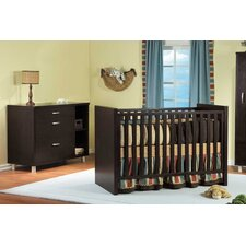<strong>PALI</strong> Milano 3-in-1 Convertible Crib Set