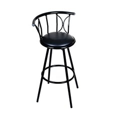 "30"" Bar Stool with Cushions"