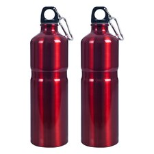 25 Oz Water Bottle ( 2 Pack)