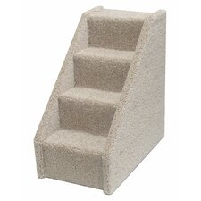 Bear's Stairs™ Mini Carpeted 4 Step Pet Stair