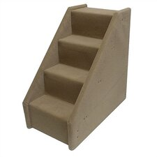 <strong>Animal Stuff</strong> Bear's Stairs™ Mini Value Line 4 Step Pet Stair