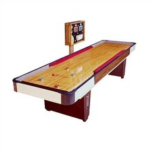 <strong>Venture Shuffleboards</strong> Classic Coin Operated Cushion Shuffleboard with Optional Accessories