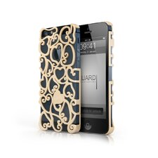 <strong>Luardi</strong> iPhone 5/5S Amore Metal Art Snap-on Case