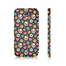 Skulls and Love Snap-on Samsung Galaxy S4 Case