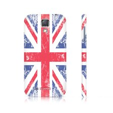 UK Retro Flag Snap-on Samsung Galaxy S4 Case