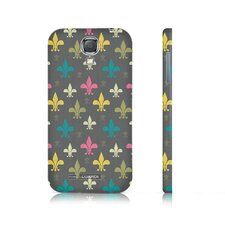 Fleur De Lis Snap-on Samsung Galaxy S4 Case
