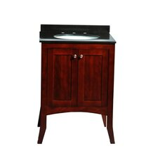 "<strong>Belmont Decor</strong> Charleston 24"" Bathroom Vanity Set"