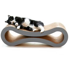 Deluxe Cat Lounge Scratcher