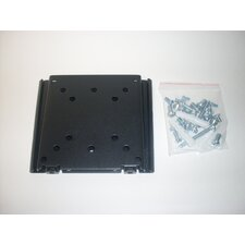 "Flat Small Fixed Wall Mount for up to 42"" LCD"