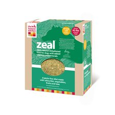 Zeal Dehydrated Wet Dog Food