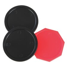 Hockey Puck (3 piece set)