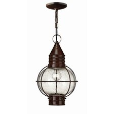Cape Cod 1 Light Foyer Pendant