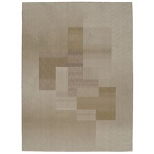<strong>Calvin Klein Home Rug Collection</strong> Loom Select Beige Rug