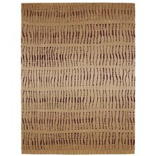 <strong>Calvin Klein Home Rug Collection</strong> Loom Select Camel Rug
