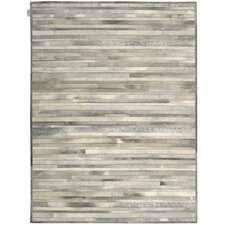 <strong>Calvin Klein Home Rug Collection</strong> Prairie Silver Rug