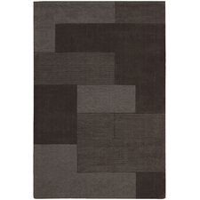 <strong>Calvin Klein Home Rug Collection</strong> Bowery Dark Grey Step Rug