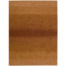 <strong>Calvin Klein Home Rug Collection</strong> Linear Glow Cumin Rug