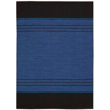 <strong>Calvin Klein Home Rug Collection</strong> Plateau Sapphire Rug