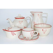 Barnyard 19 Piece Coffee Set