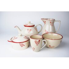 <strong>100 Essentials</strong> Barnyard 13 Piece Coffee Set