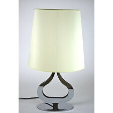 "Modern 26"" H Table Lamp with Drum Shade"