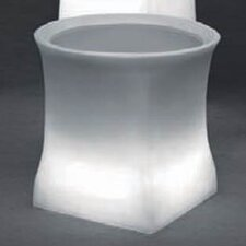 Brightness Illuminated Square Pot Planter