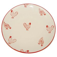 "Barnyard 8"" Large Plate (Set of 6)"