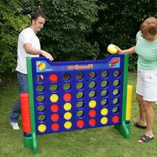Giant Hasbro Connect 4 Game